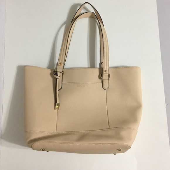 Tignanello Soft Yellow Saffiano Leather Shopper.  M 5ad6b05fa6e3ea7f763c294c. Other Bags ... c89faf758cb97